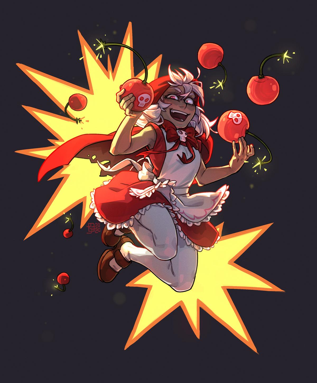 Cherry Cookie