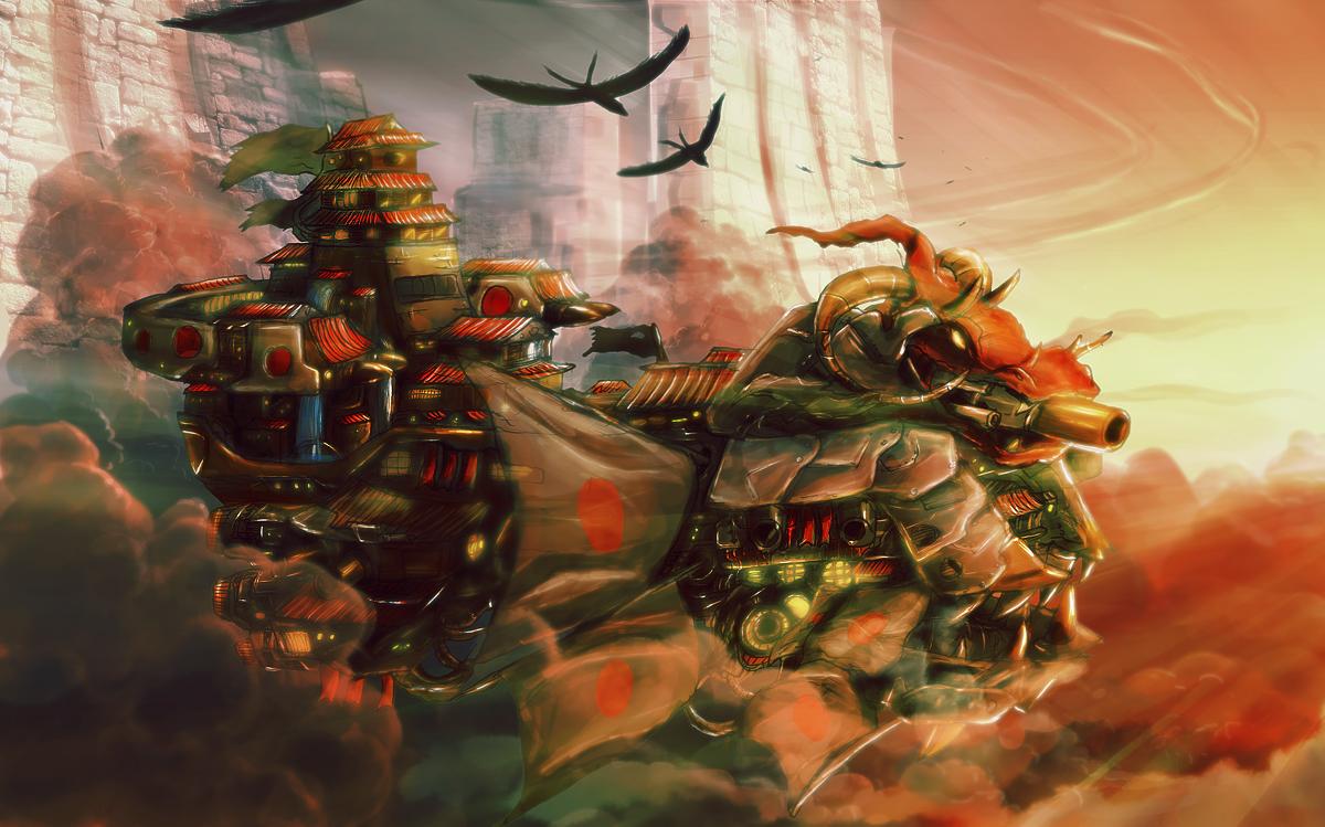 Samurai Stronghold
