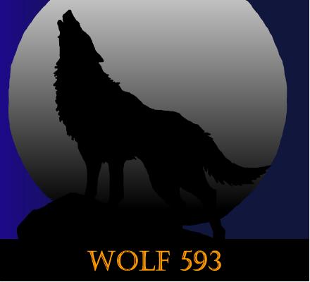 wolf593 logo