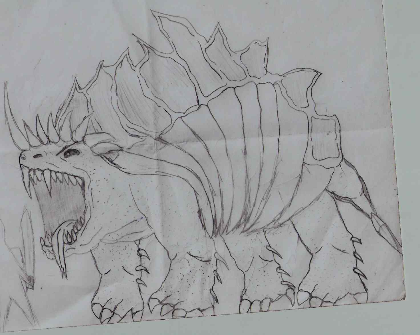 Spike Beast