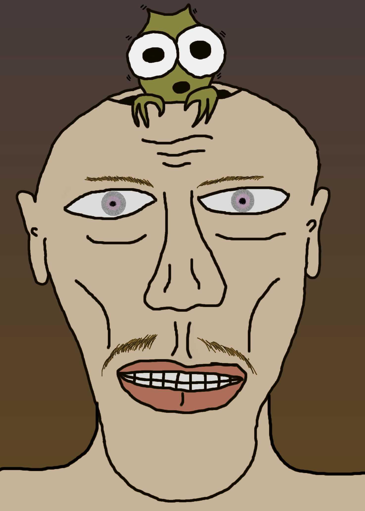 Head Cretin