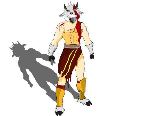 Goat of war