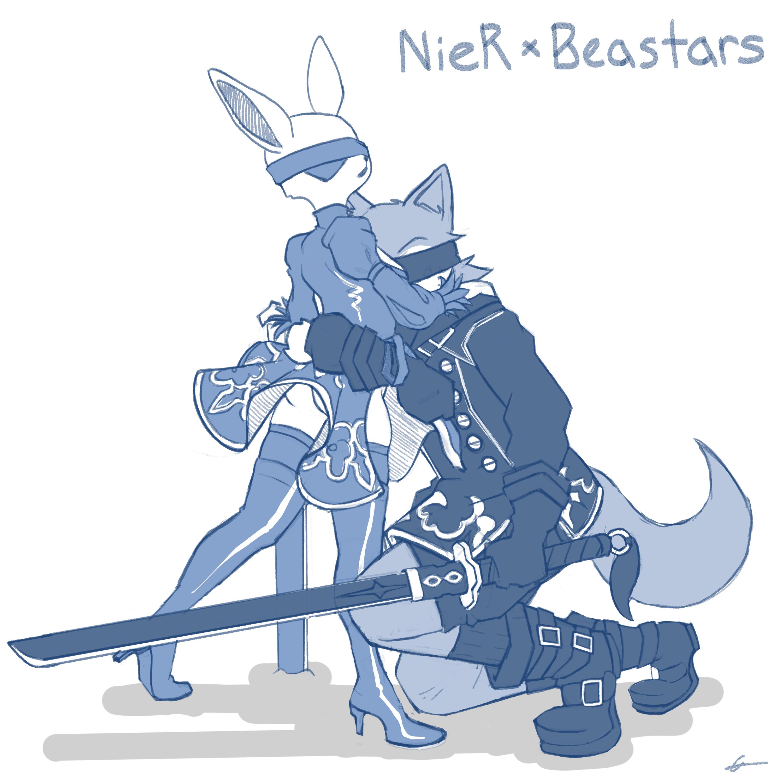 NieR x BEASTARS - Automata