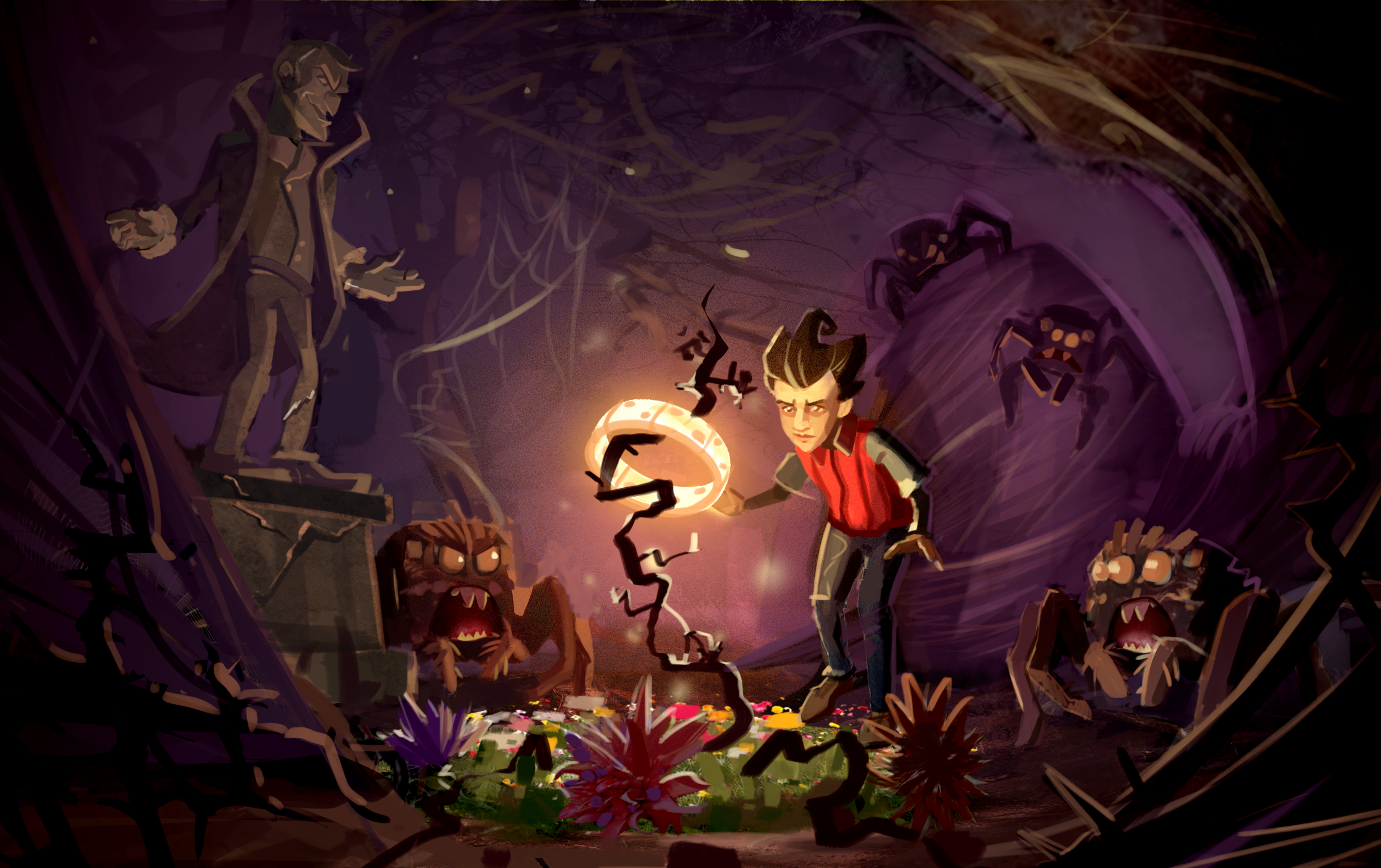Ring Thing (Don't Starve)