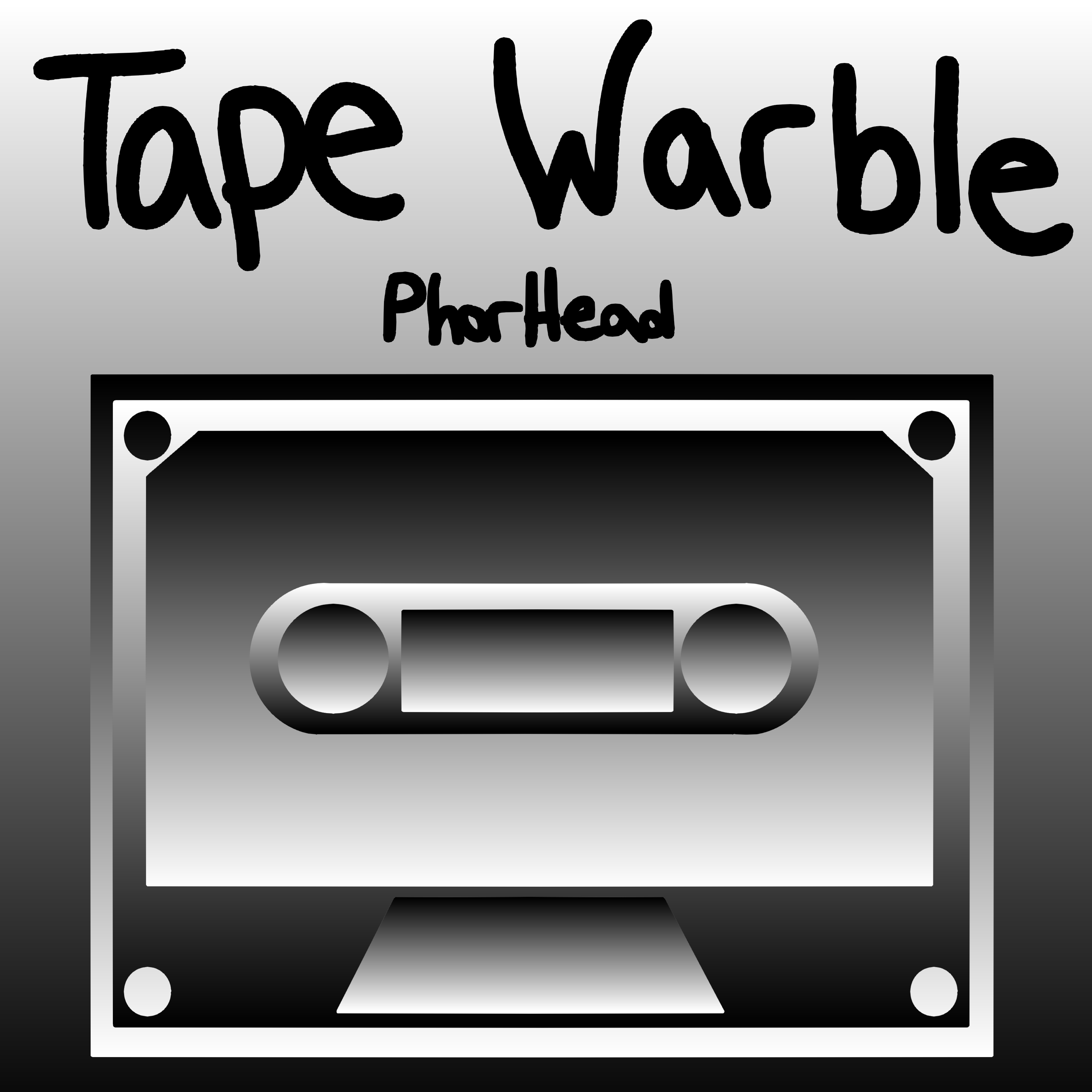 Tape Warble Cover Art