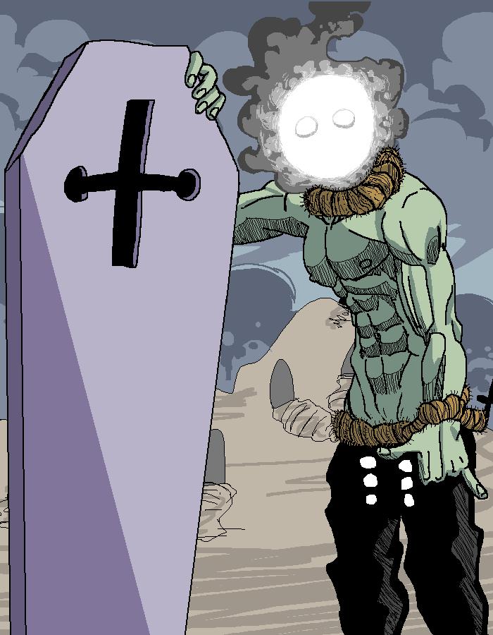 Mort the Soul Surfer