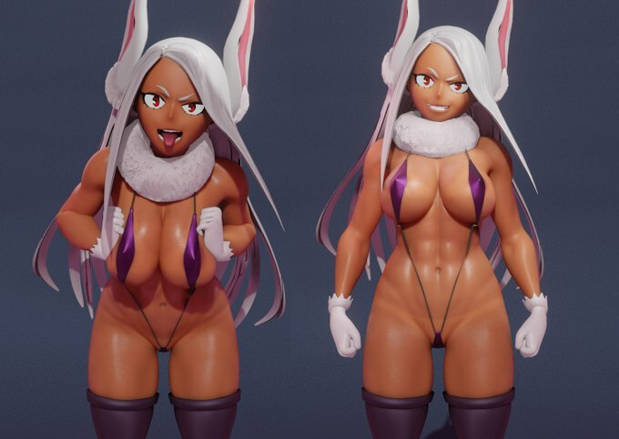 Rabbit Hero Miruko 04