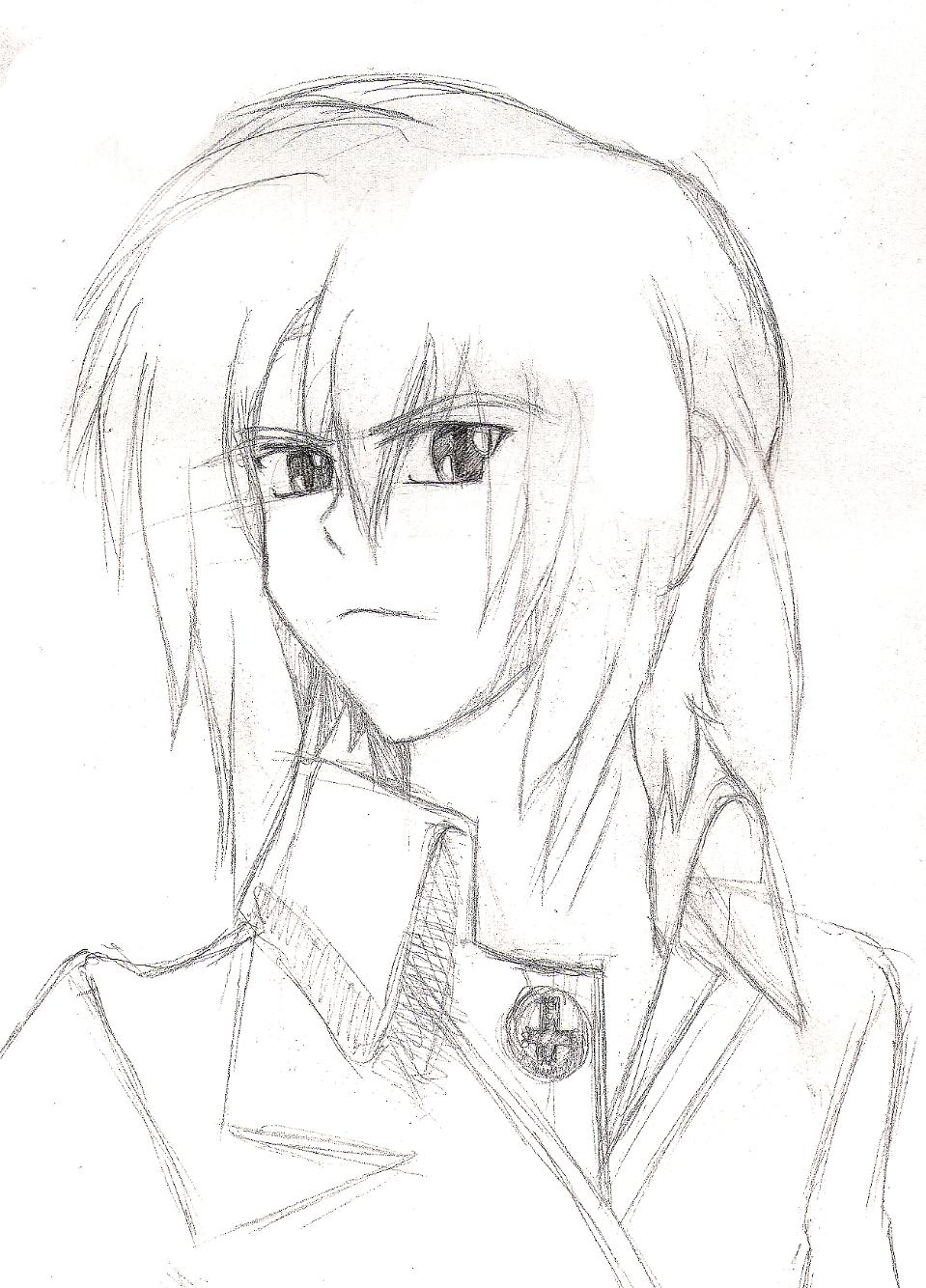 deathslayer sketch