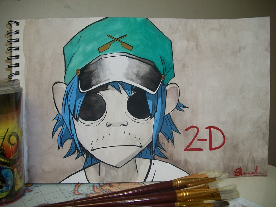 Fan Art- 2D