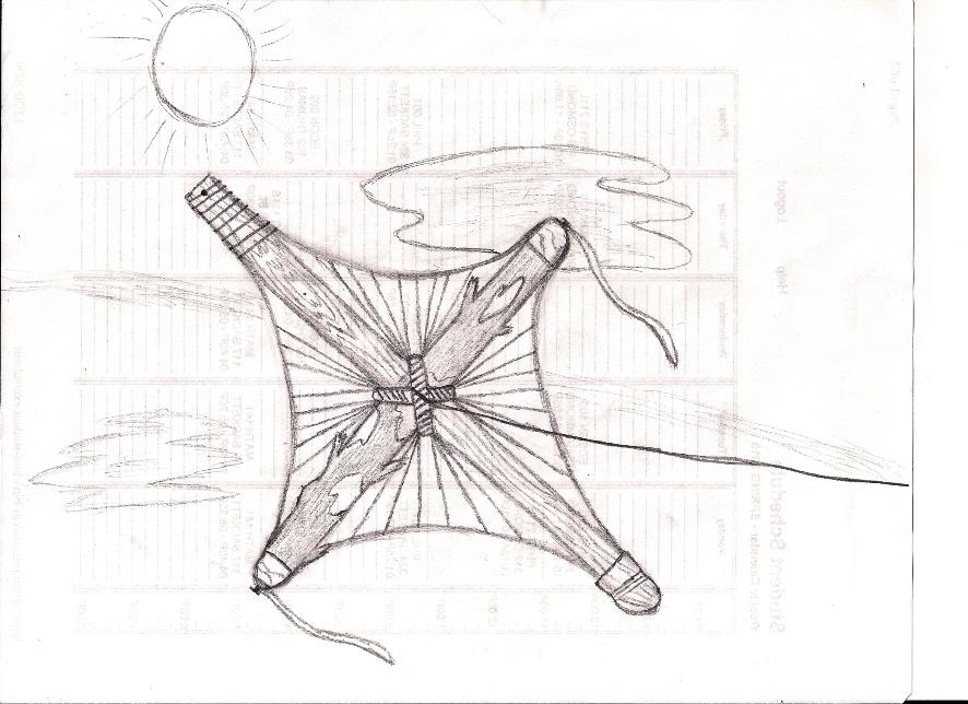 Makeshift Kite