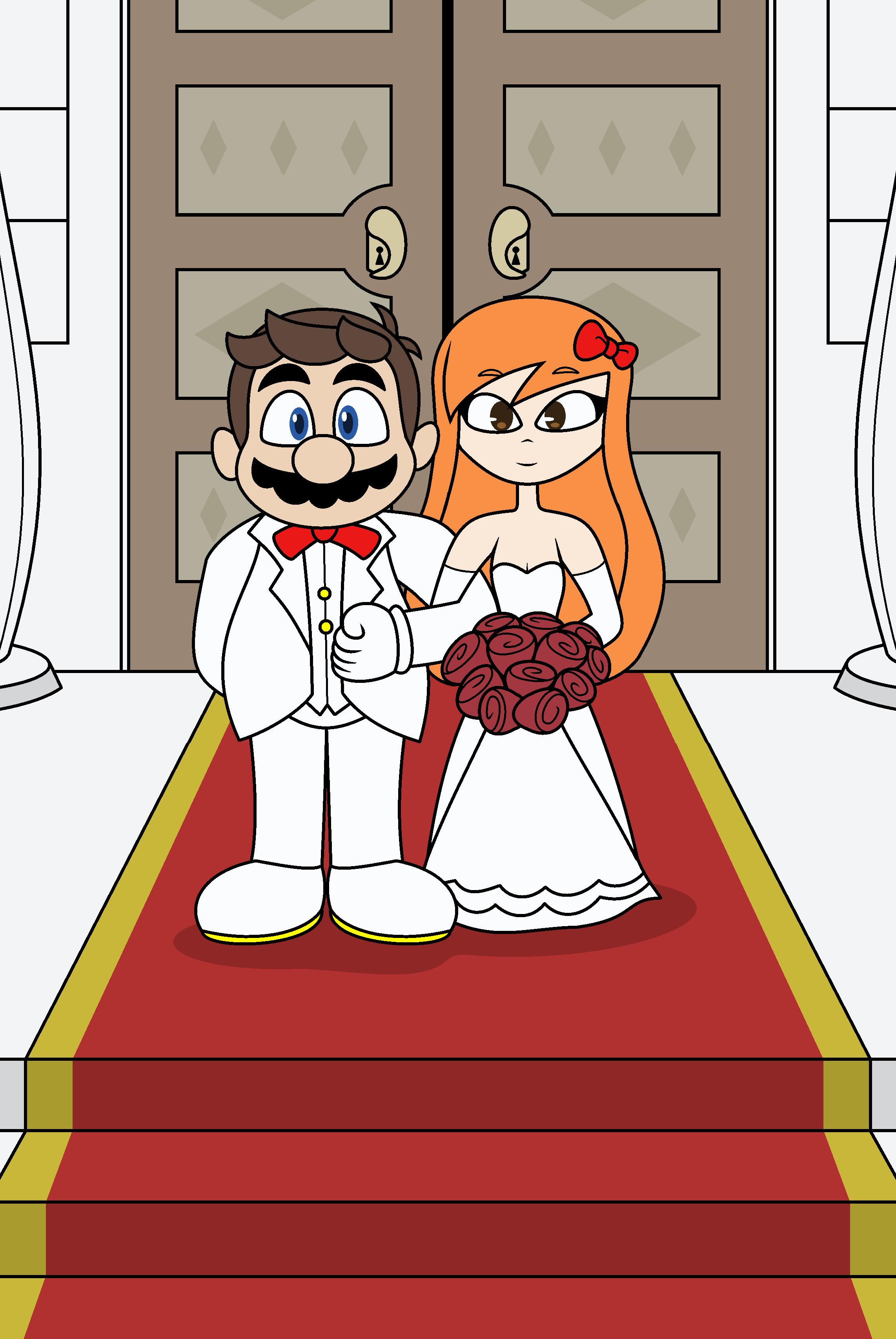 Mario and Meggy's wedding