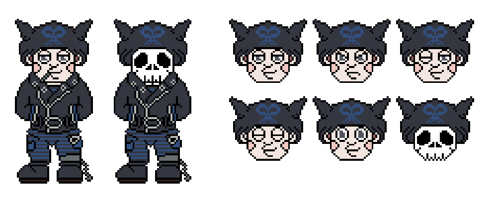 Ryoma Hioshi Undertale Sprite By Garbageman64 On Newgrounds Fanartryoma hoshi the ultimate entomologist (i.imgur.com). ryoma hioshi undertale sprite by