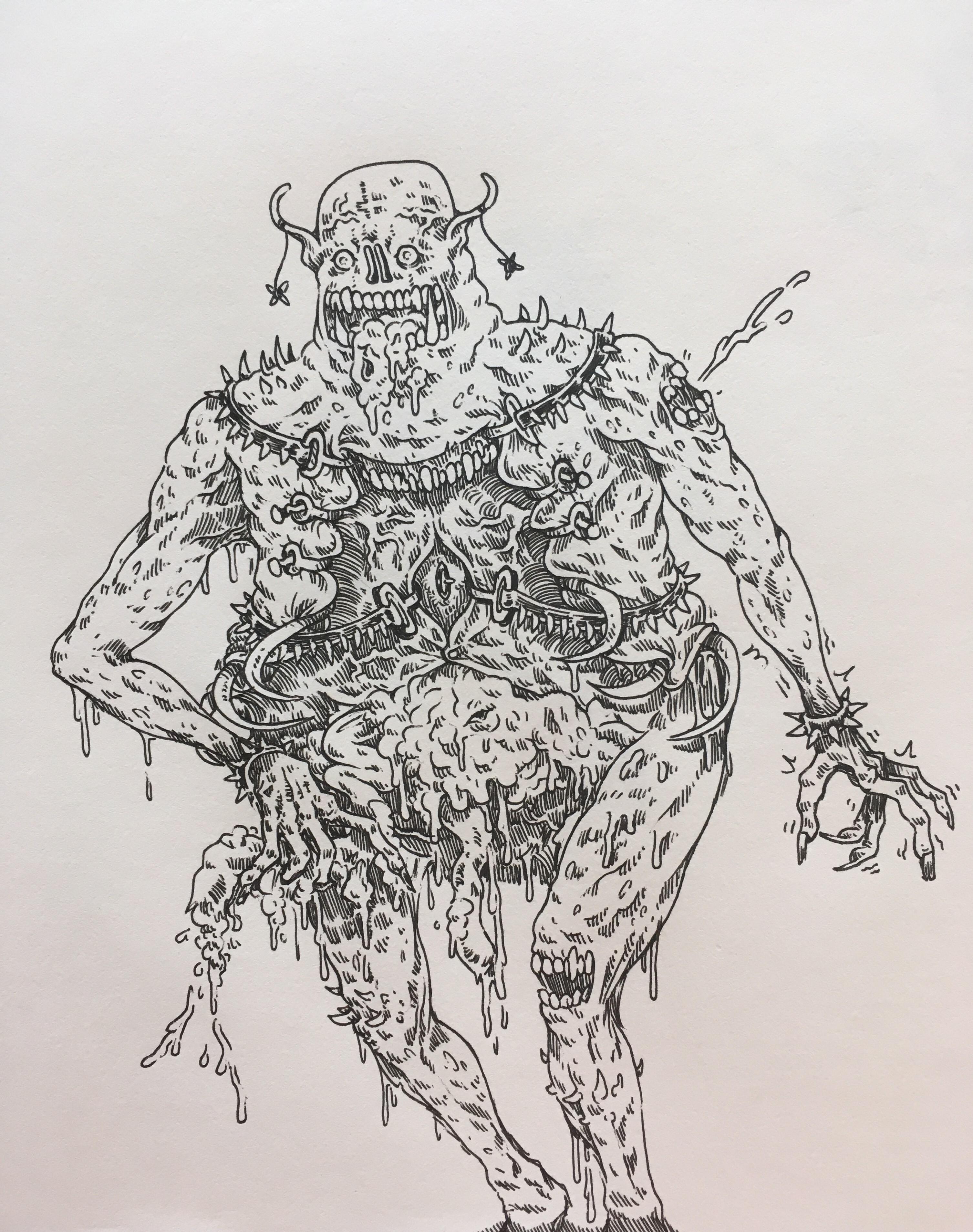 Sketchbook Devourer