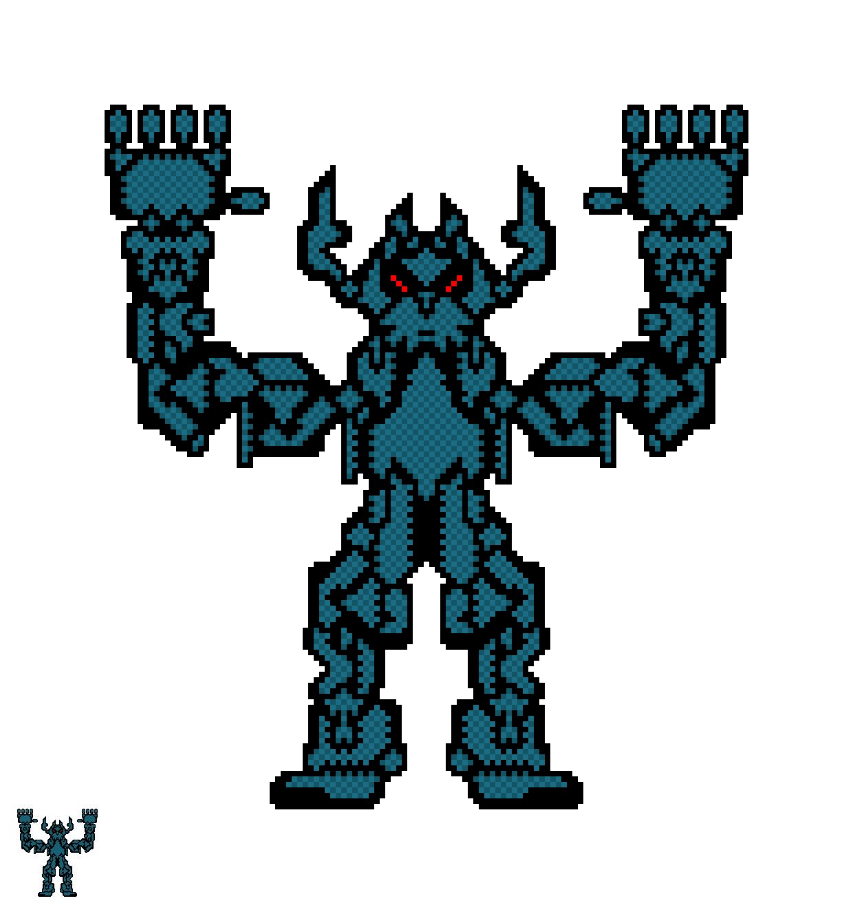 Robot Beast v01
