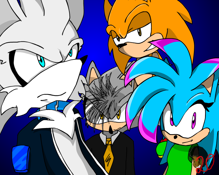 Sonic Fan Character Collab