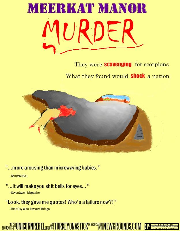 Meerkat Manor Murder