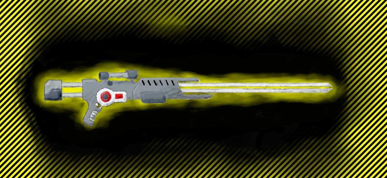 Concept Rail Rifle