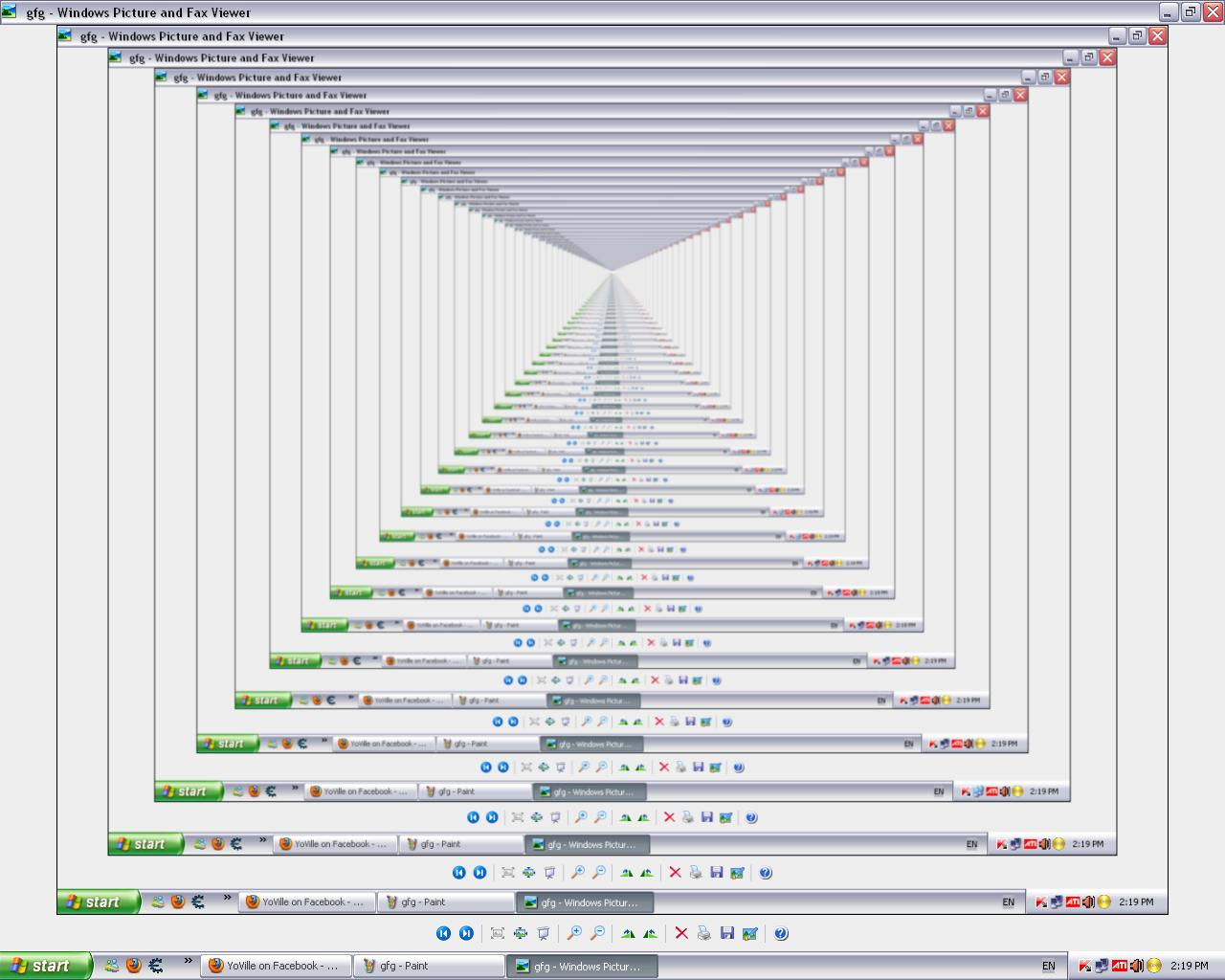 Ultimate Printscreen Maze