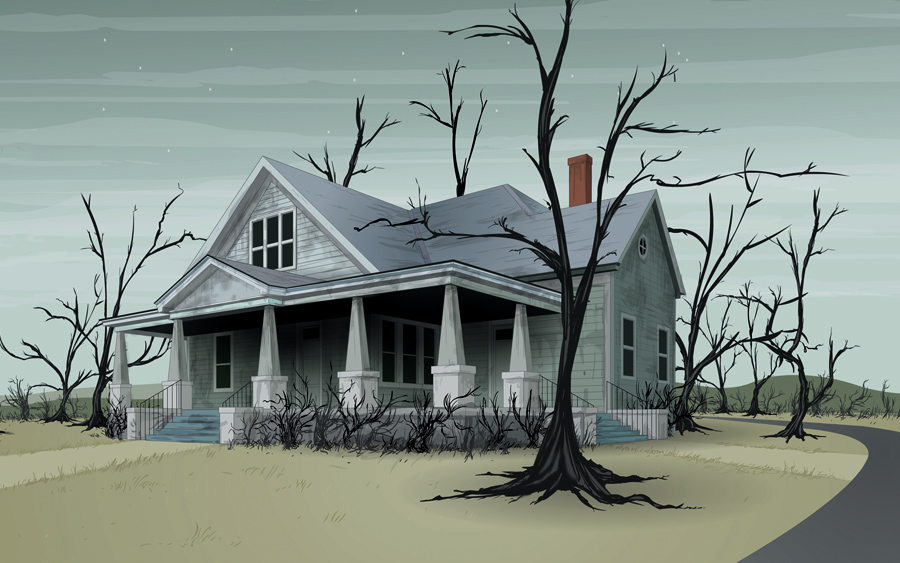 The Non-Livingston House