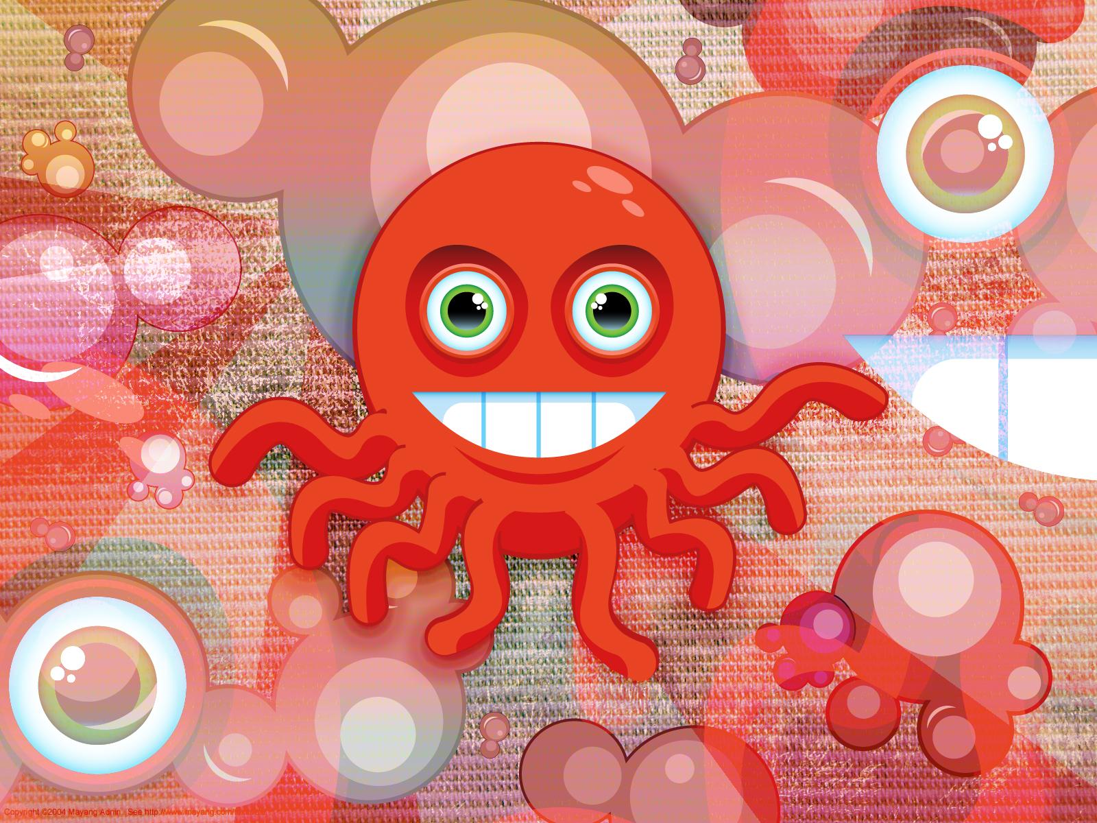 Hypno-Squid!