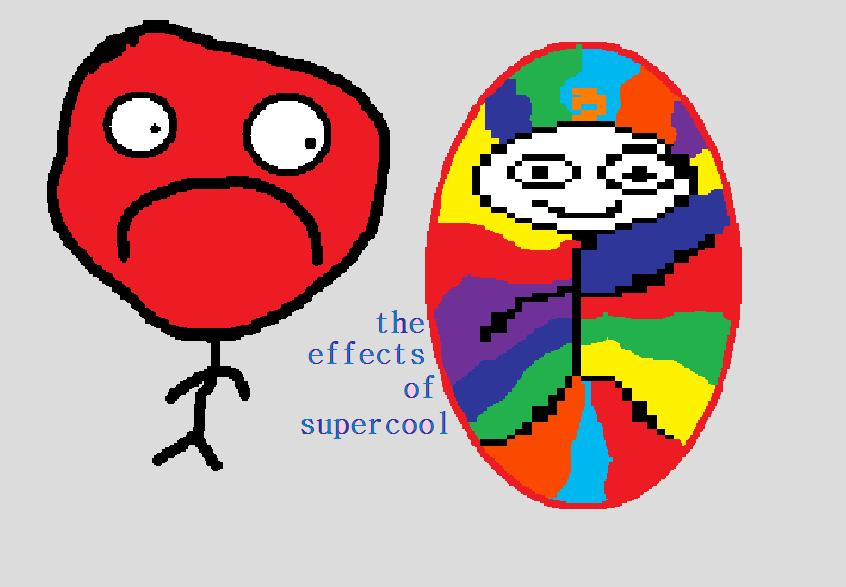 the effects of supercool