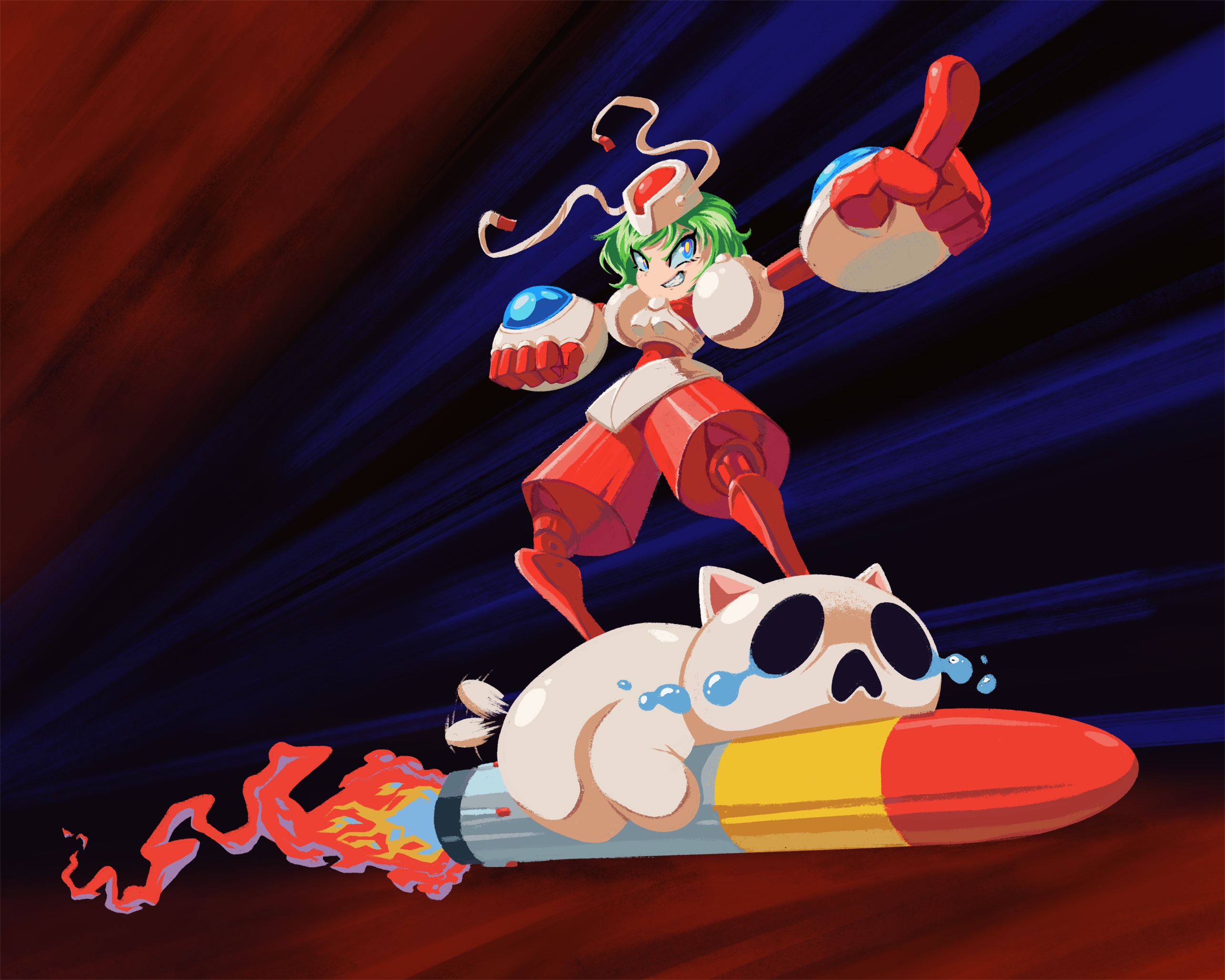 Missile Mischief