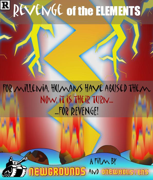 Revenge of the Elements!