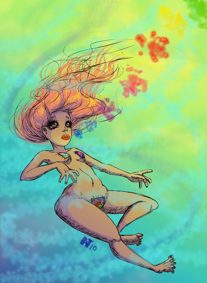 Ahogandose en color