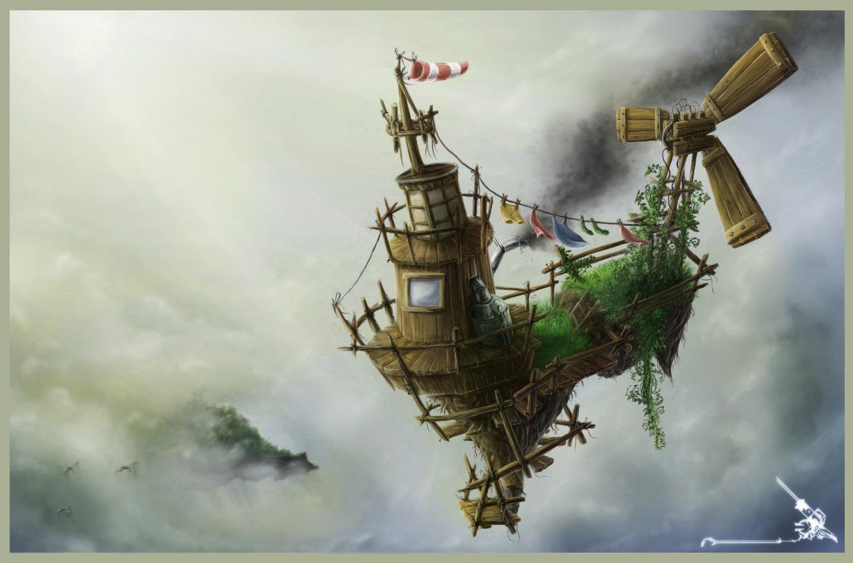 Farmer ship