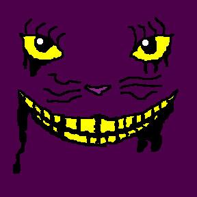 Cheshire Puss