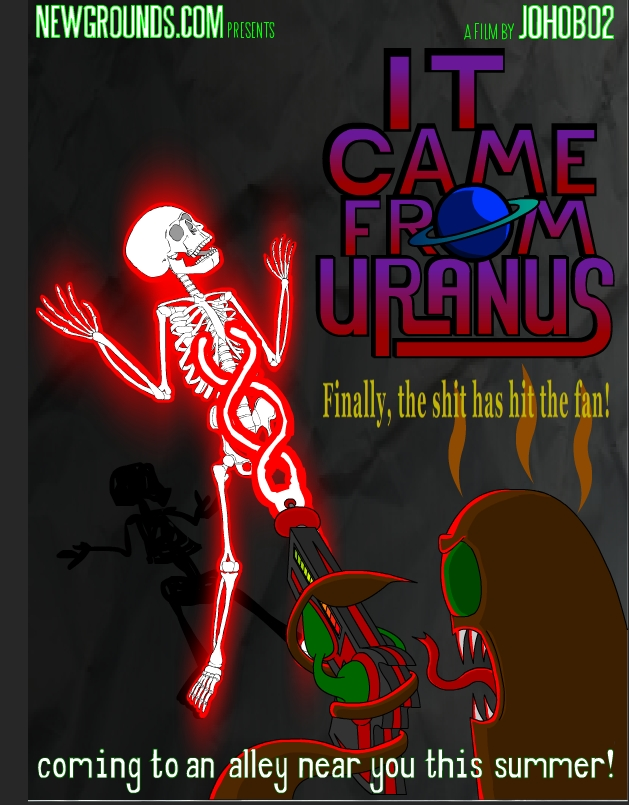 IT CAME FROM URANUS!!!!!