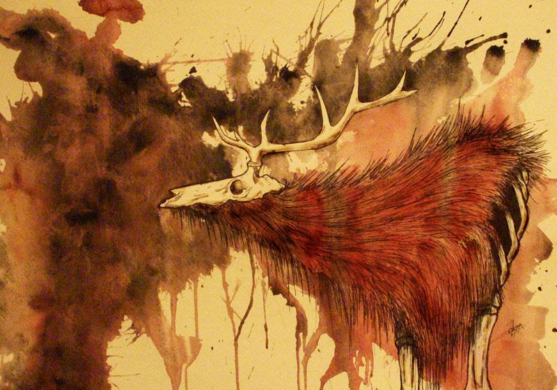Dumb Elk