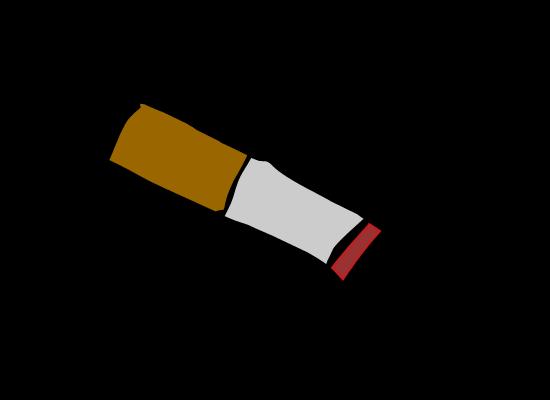 Wacom Test 5: Cigarette