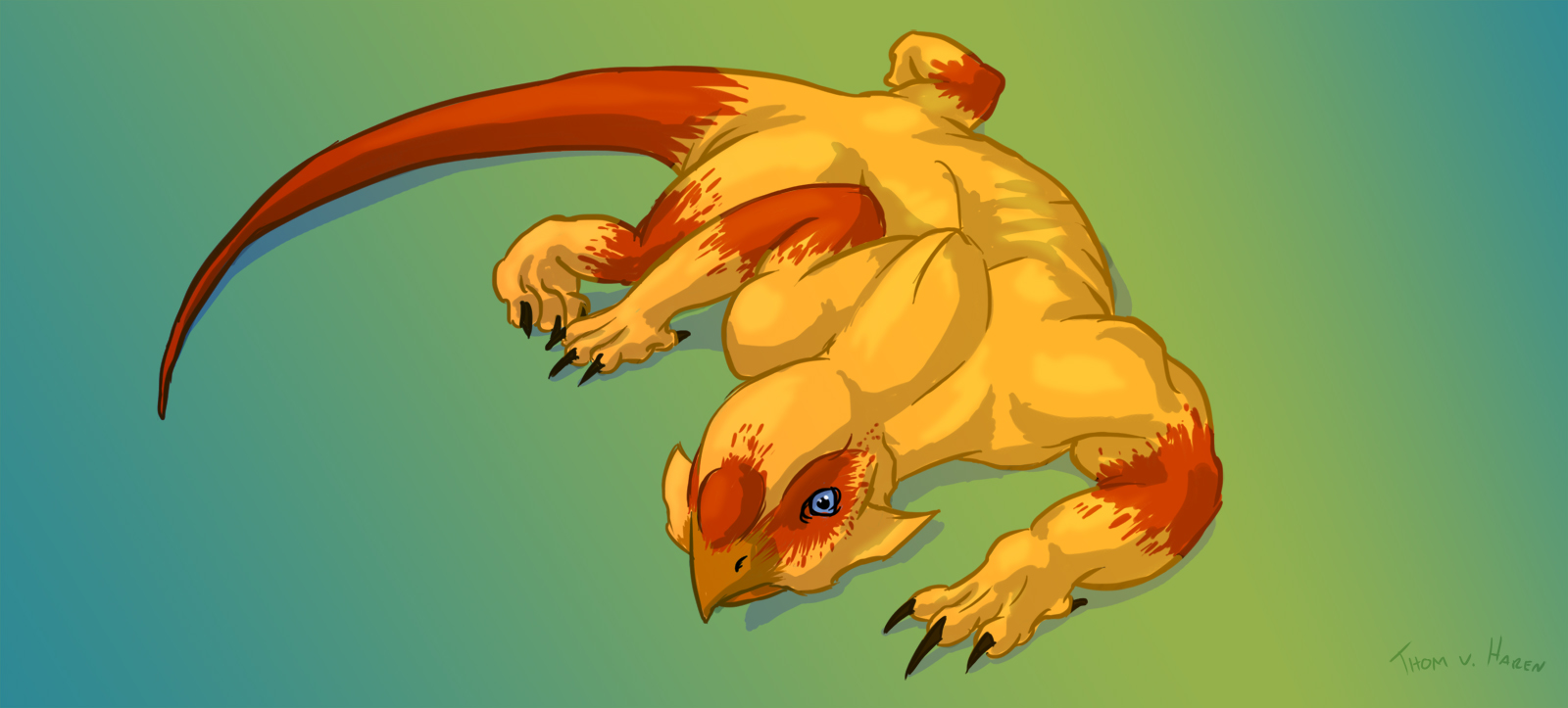 ChickenLizard