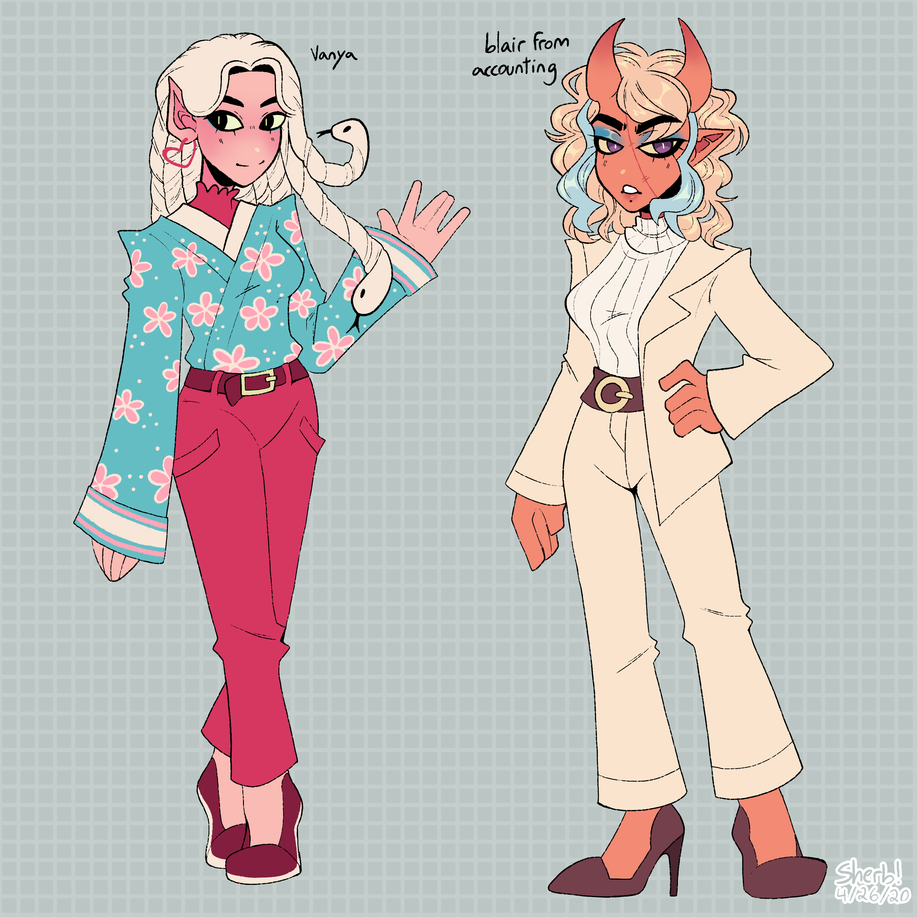 very cool residents of hell