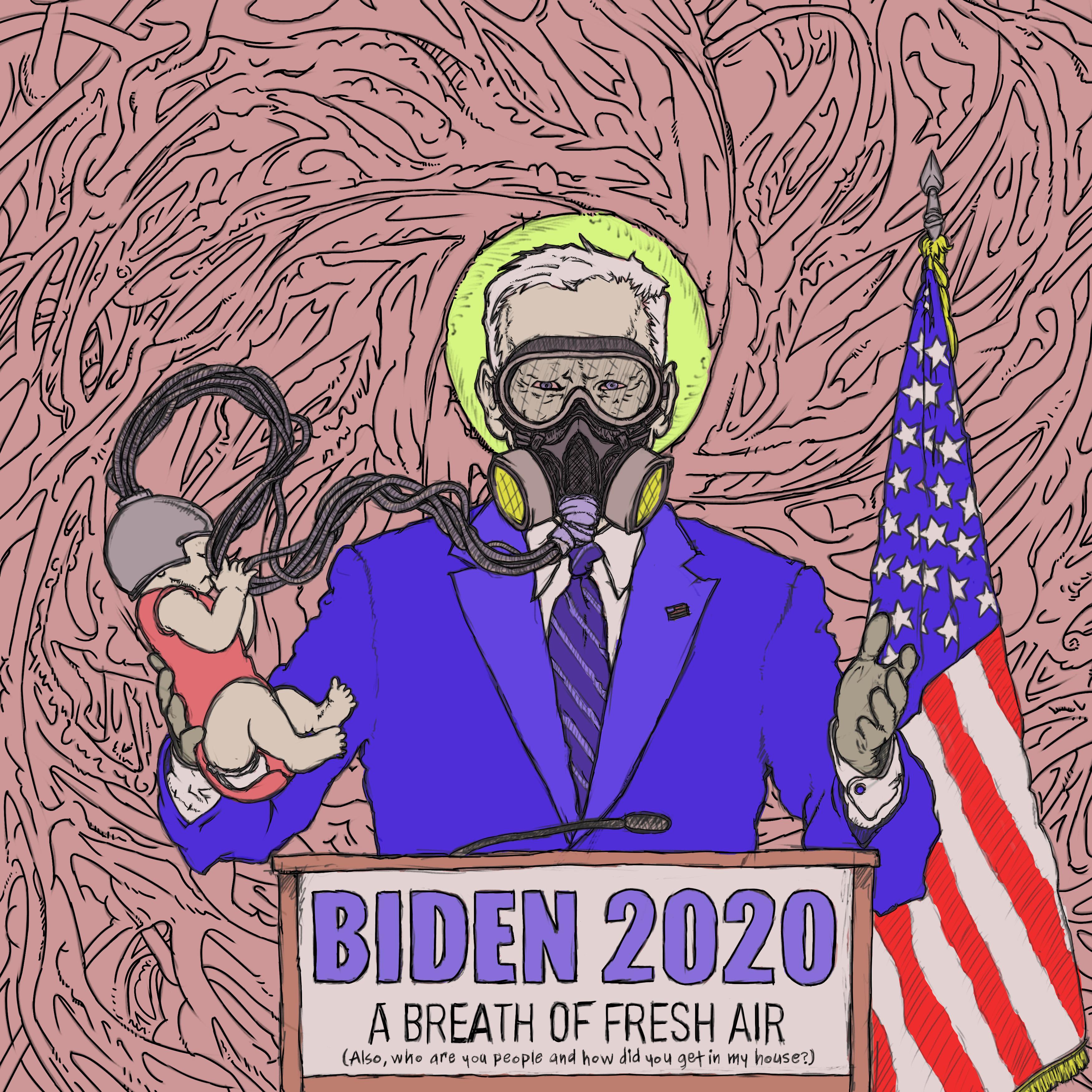 Biden's Breath