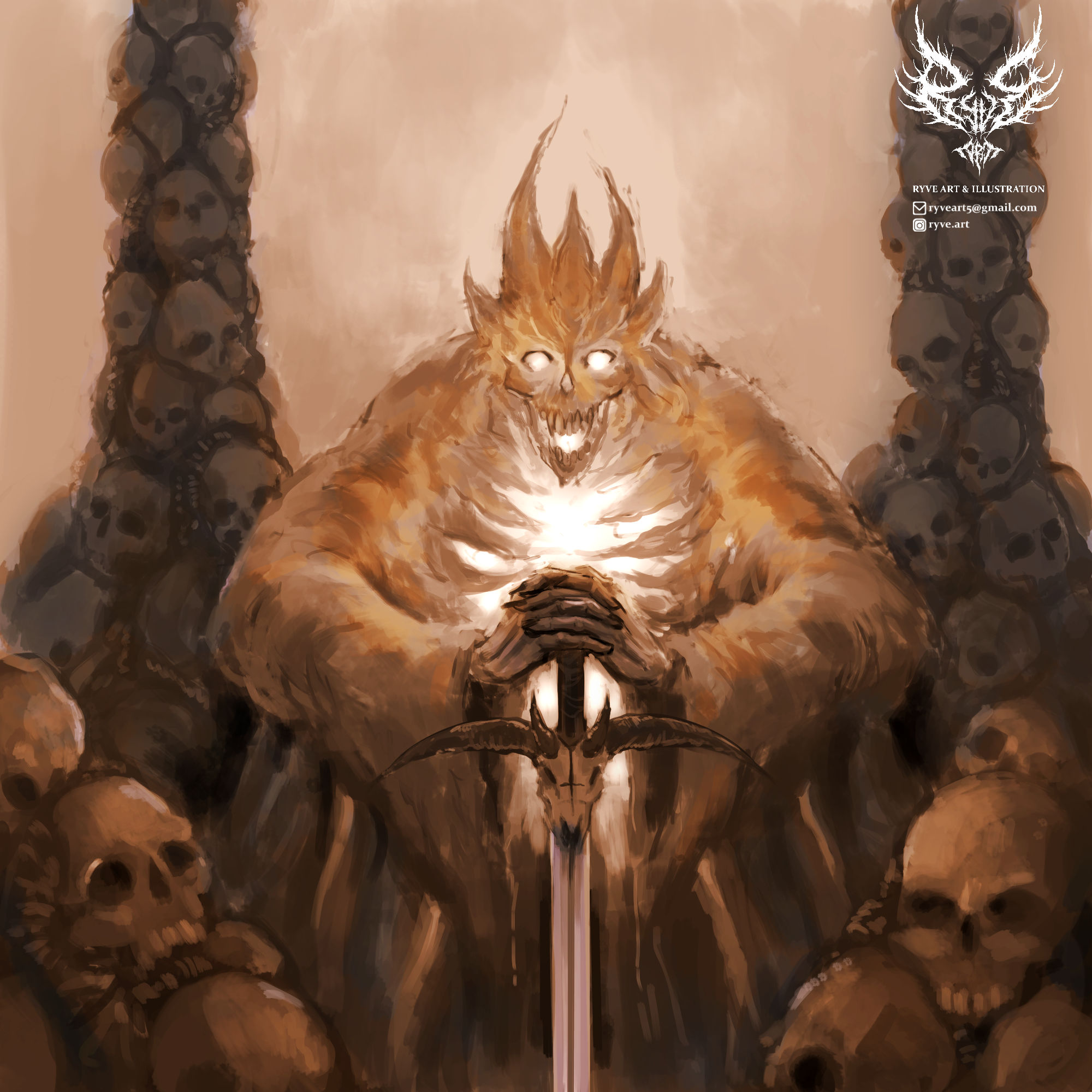 Hell King