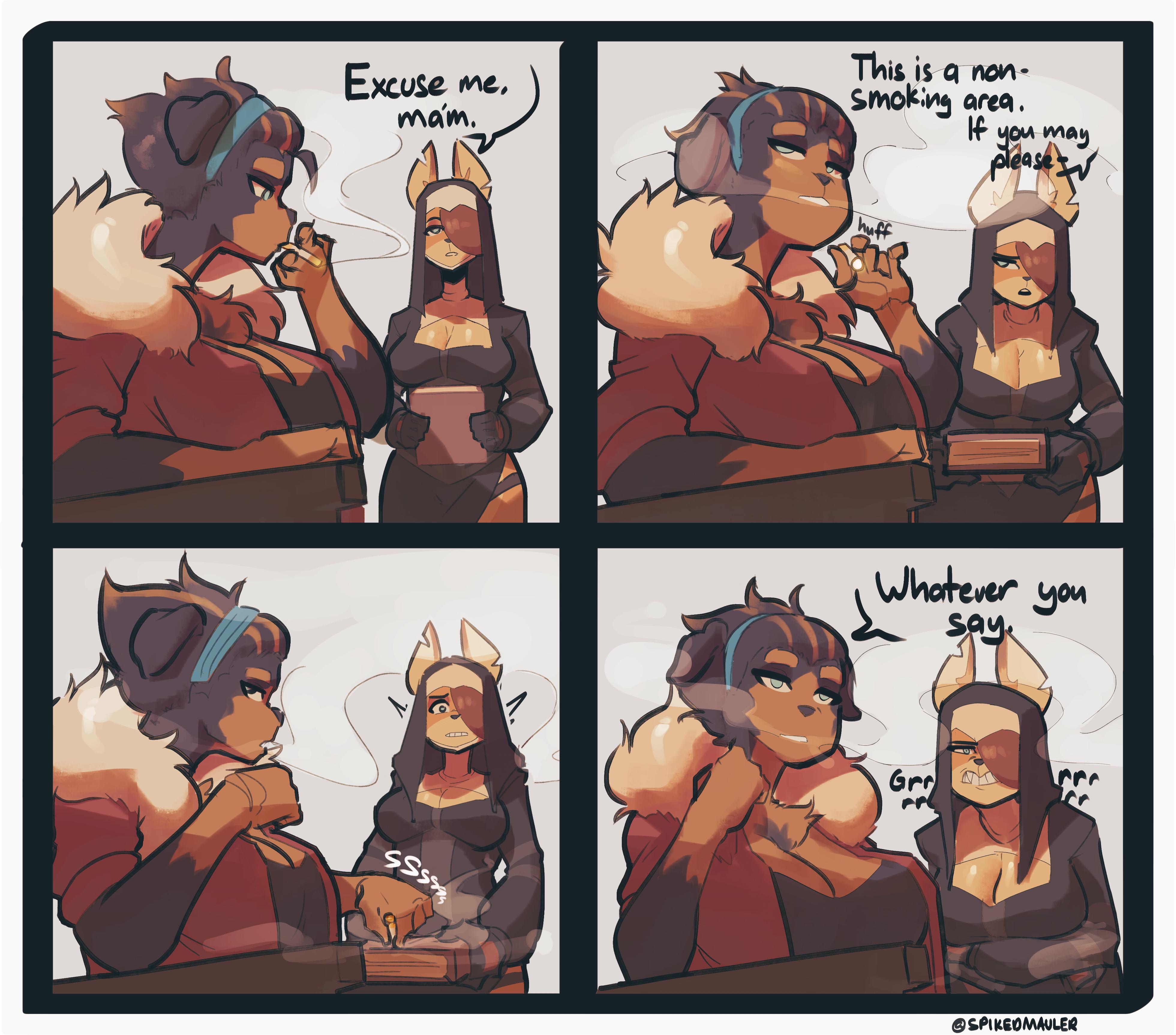 rox and kuma