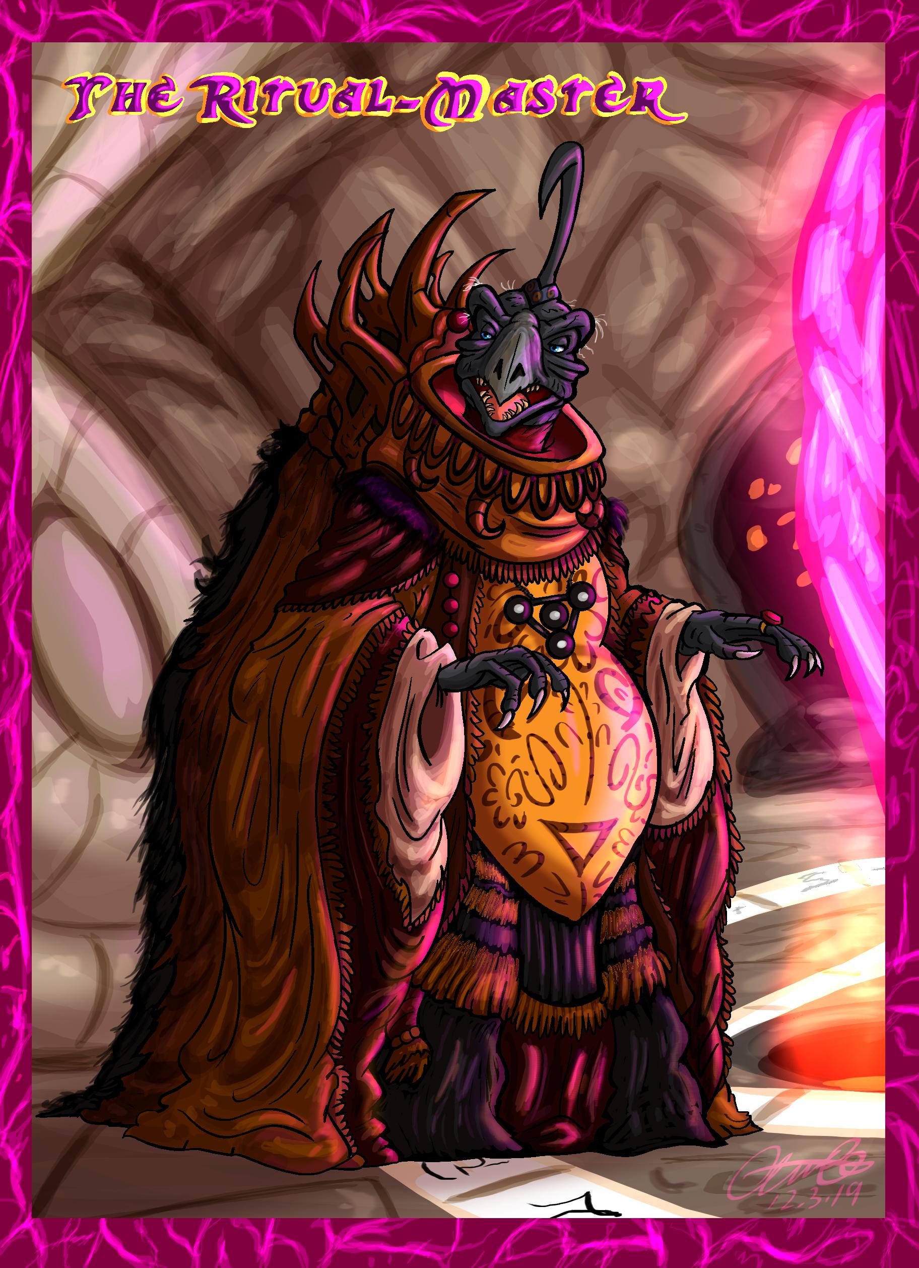 skekZok the Ritual-Master