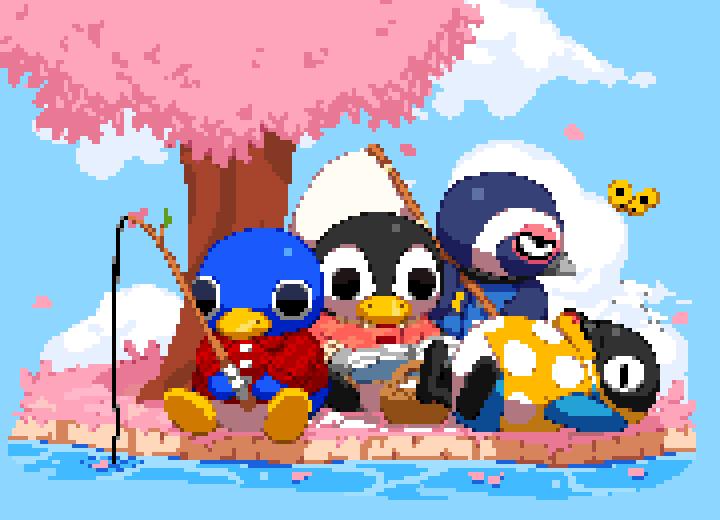 AC - Penguins