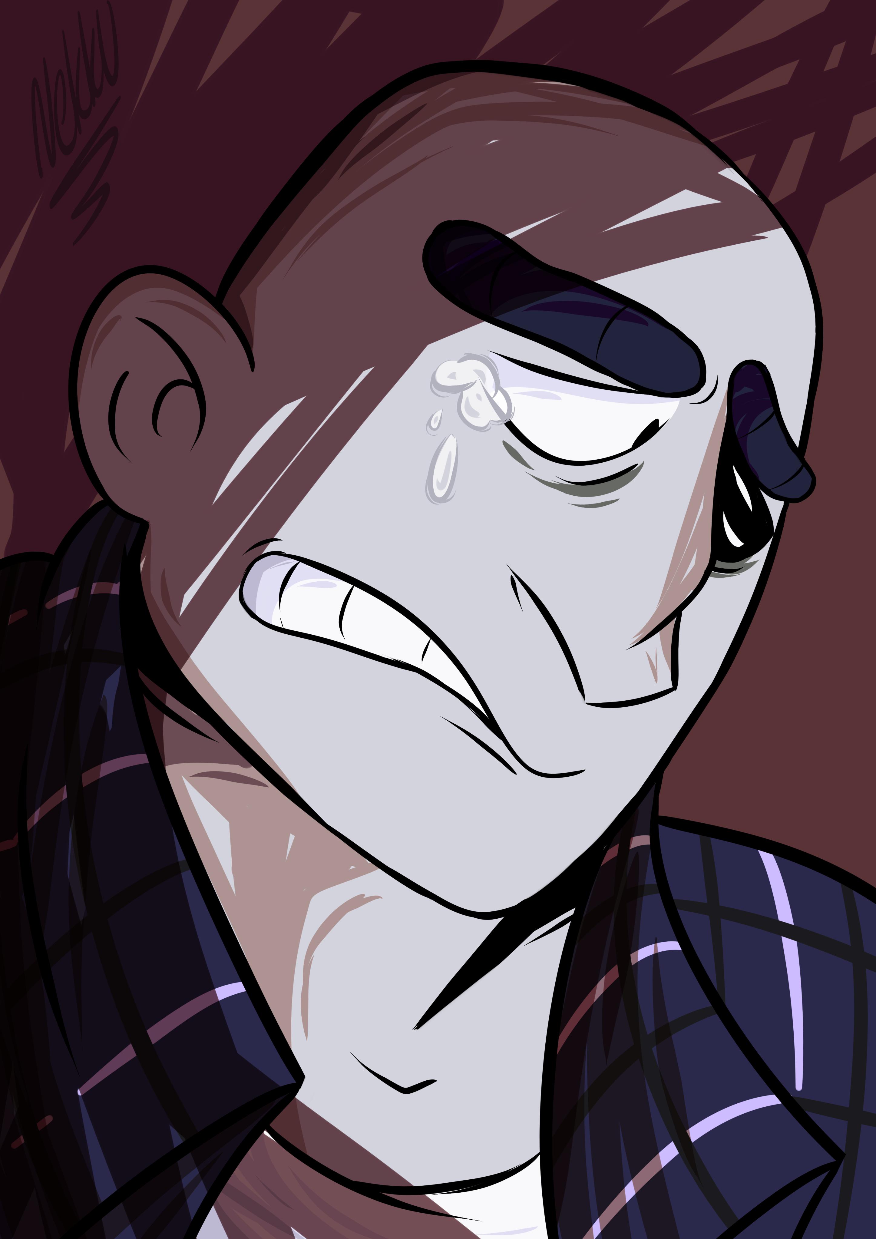 Sad Man Jack