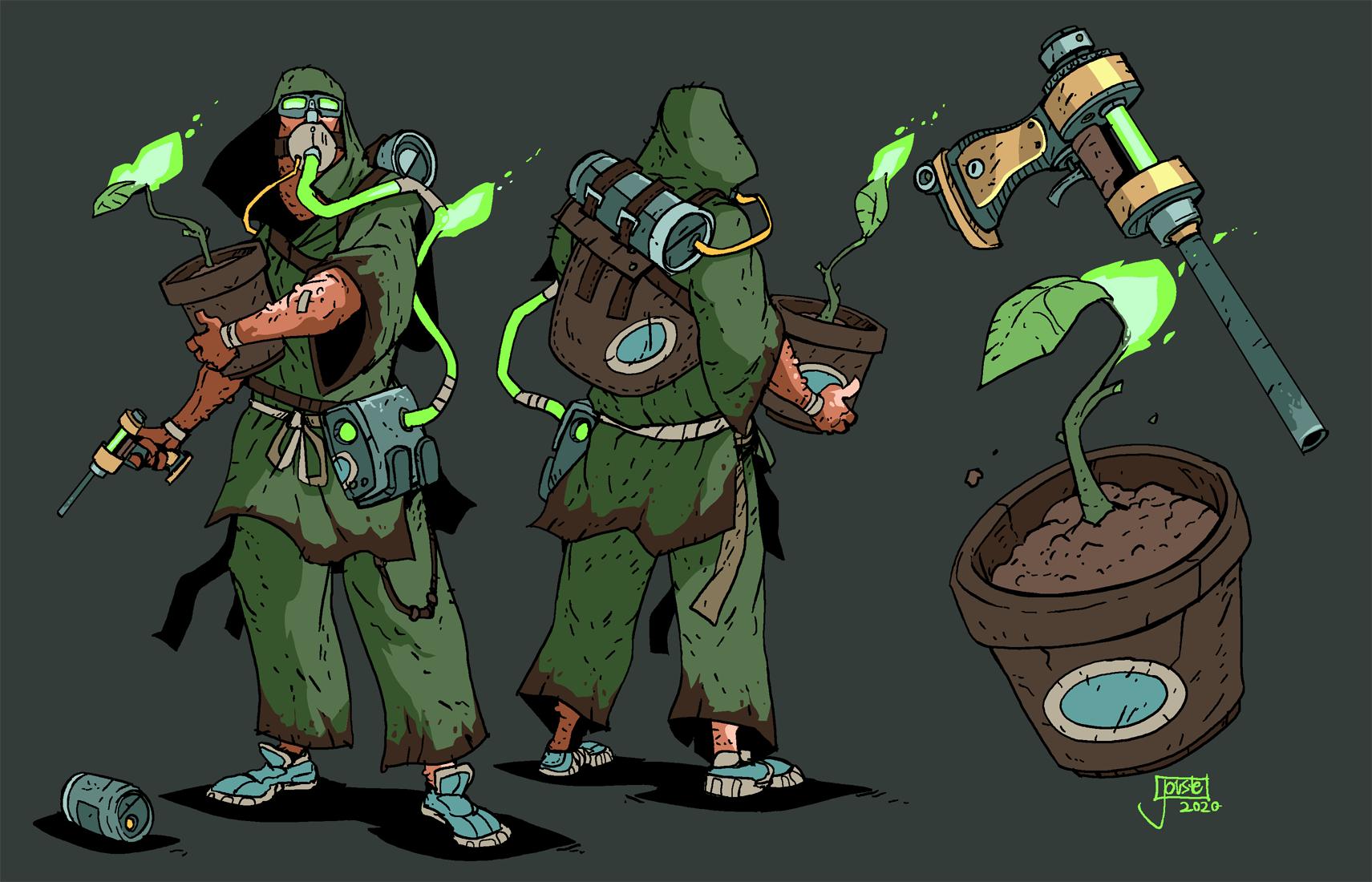 Last Druid