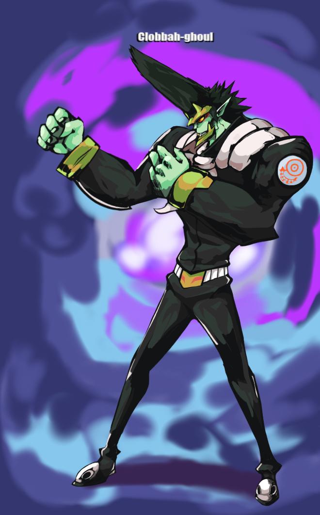 Clobbah-ghoul