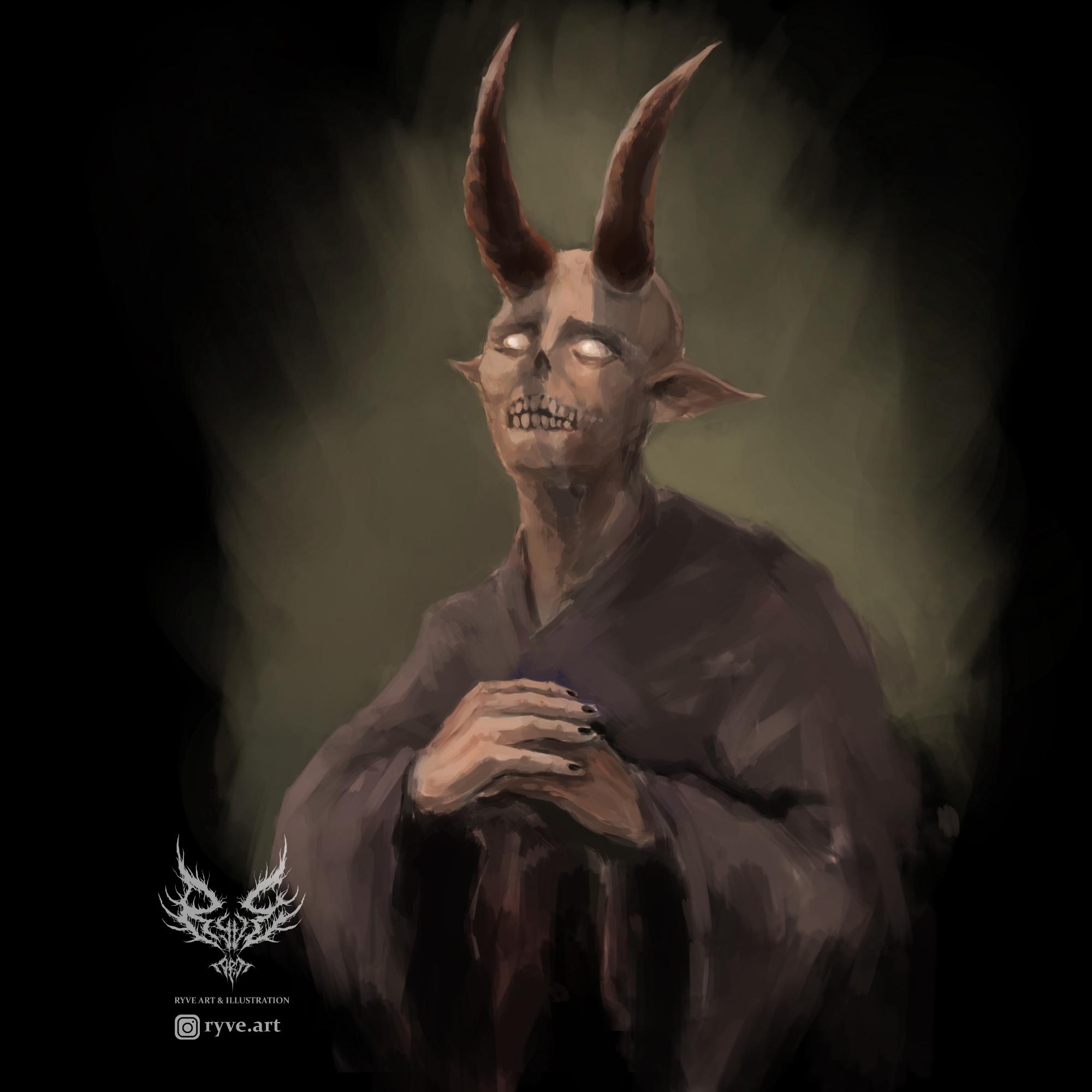 Sad Demon