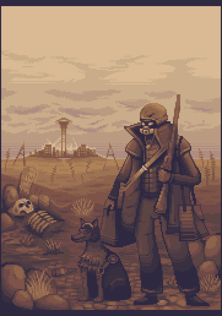 Courier from New Vegas
