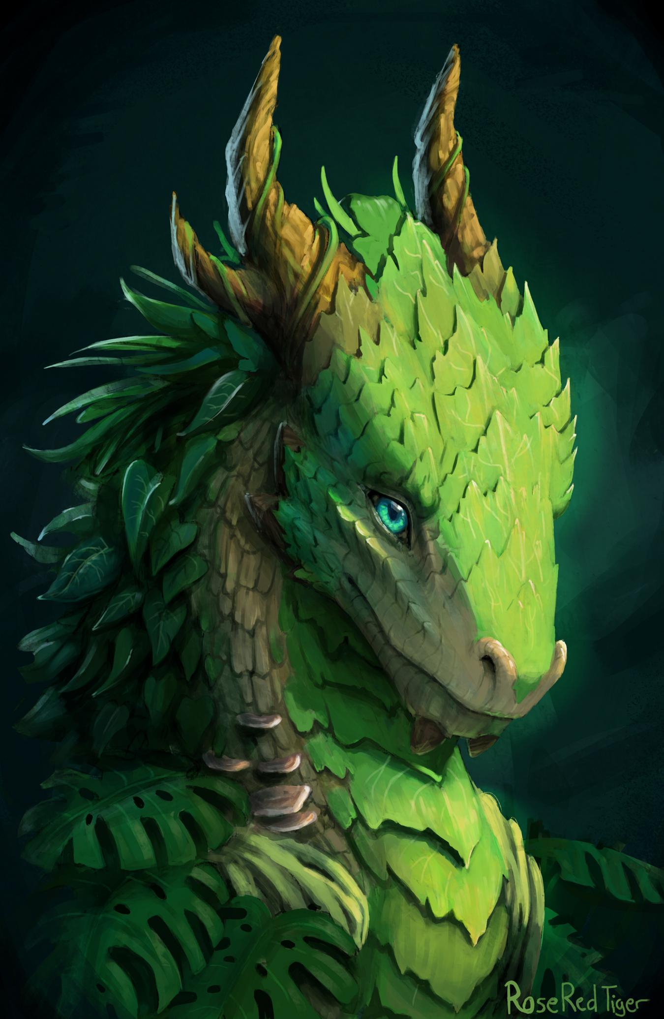 Leafy Dragon