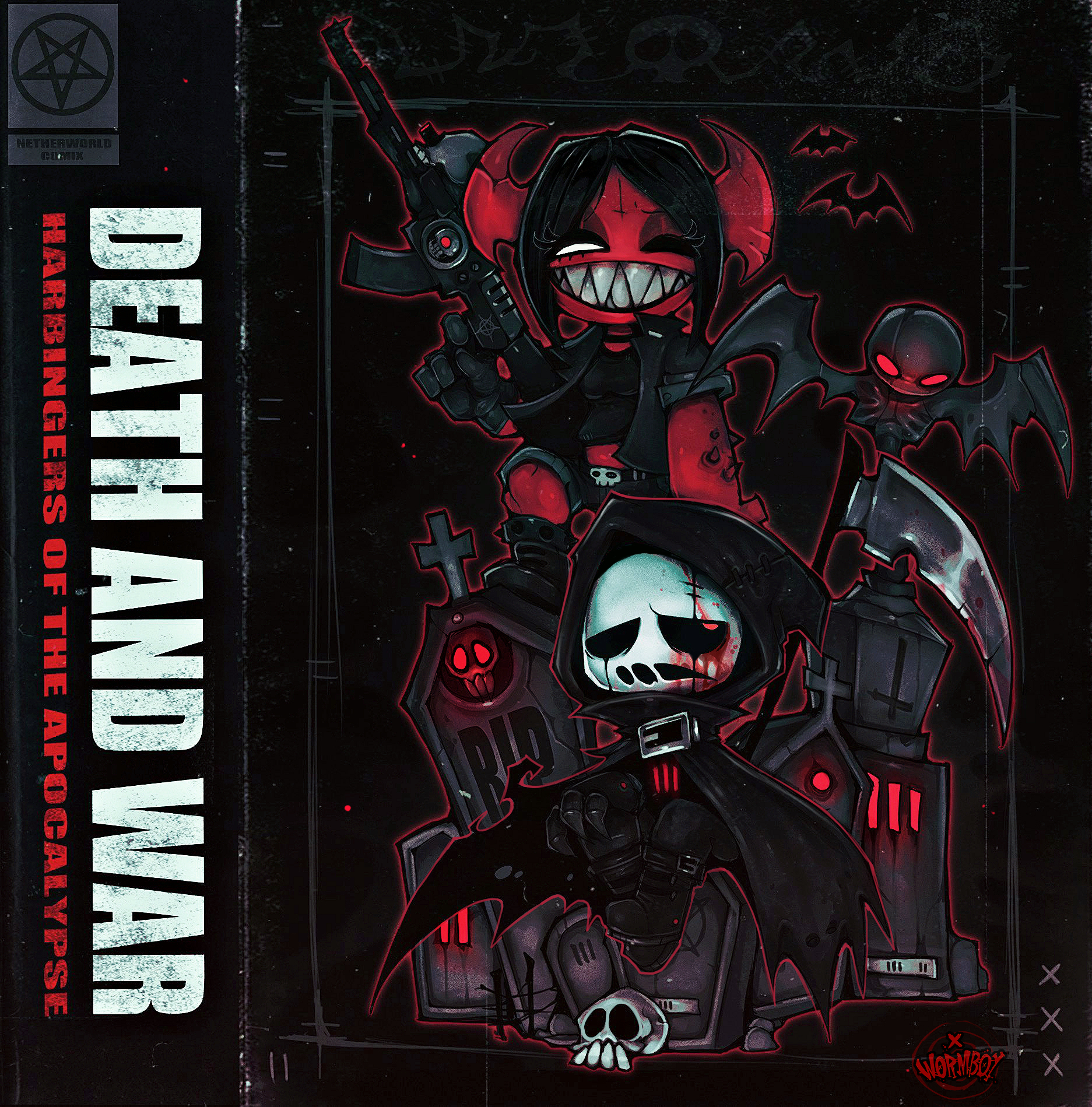 DEATH AND WAR (199X)