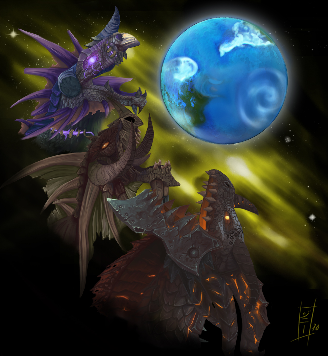 Three Dragon Azeroth - FINAL