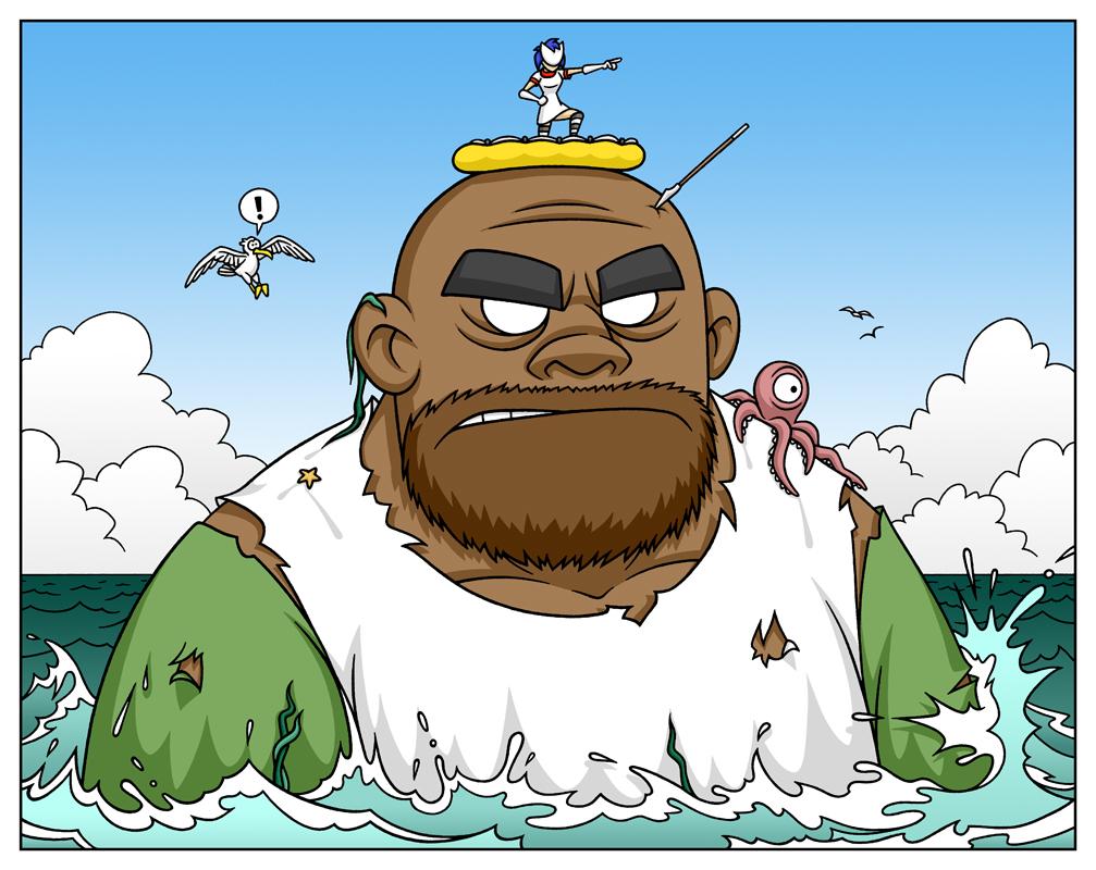 Plastic Beach Ahoy!