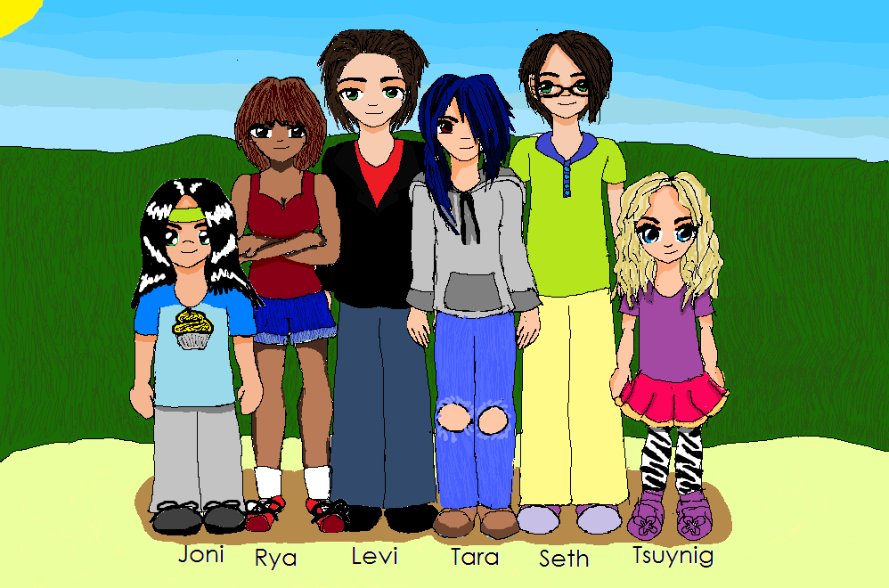 TART Cast Picture